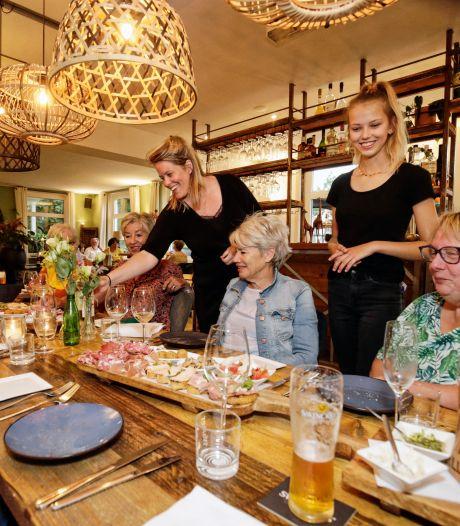 De Olifant in Breukelen is één en al liefde voor Italië, maar het eten kan wel wat pit gebruiken