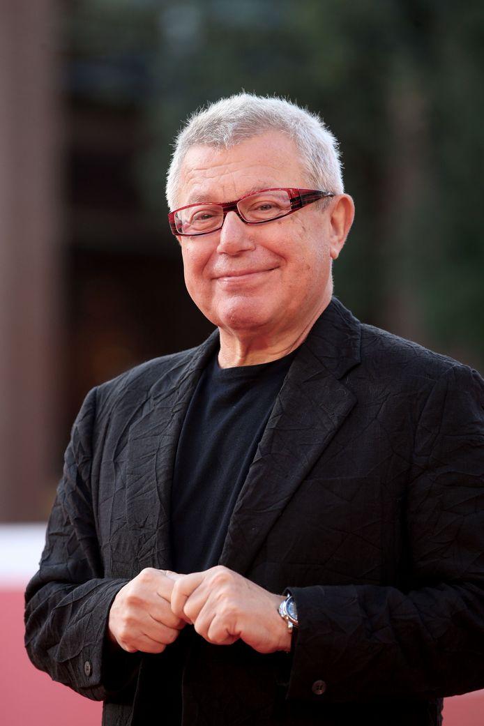 Architect en ontwerper van het Holocaust Namenmonument Daniel Libeskind.