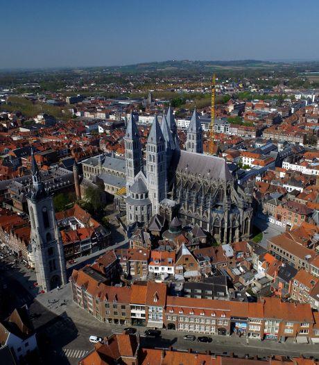 Agression au couteau devant la cathédrale de Tournai
