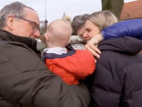 Tranendal bij weerzien ouders na emigreren naar Canada: 'Voelde me zo schuldig'