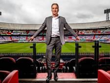 Feyenoord-directeur Koevermans stapt op wegens bedreigingen: 'Dit besluit doet pijn'