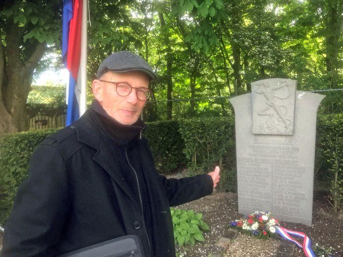 Johan Dam uit Strijen.