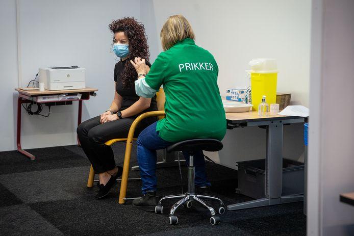 Vaccineren tegen corona.