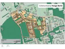 Veel sociale huurwoningen en starterswoningen in Hooge Berkt ll