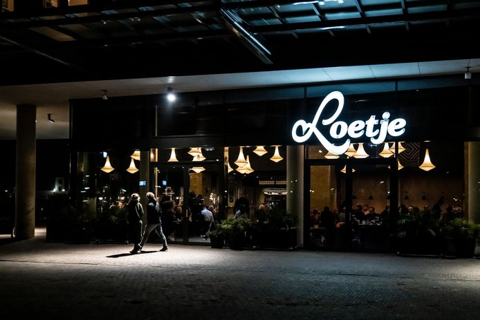 Restaurant Loetje in Nijmegen.