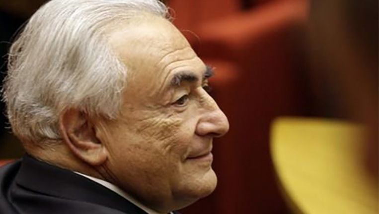 Dominique Strauss-Kahn Beeld photo_news