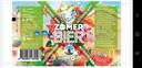 Zomerbier. 0,3%. Alcoholarme Indian Pale Ale met lekker veel hop en een bijzonder fruitige smaak.