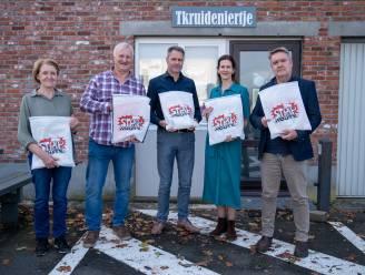 Studio Vandersteen schenkt 50 pakketten voor kansarme kinderen aan sociale kruidenier
