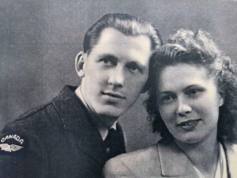 Sidney Cole en de oorzaak van zijn Grimbergse verankering:  Yvonne De Raedemaeker.