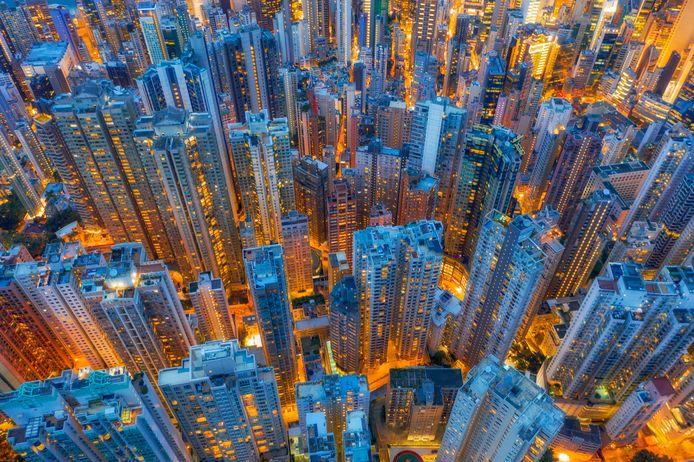 Illustratiebeeld Hong Kong