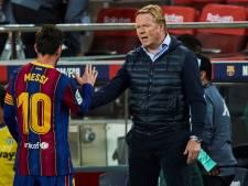 """""""Un manque de respect"""": Koeman n'a pas apprécié les déclarations de Di Maria sur Messi"""