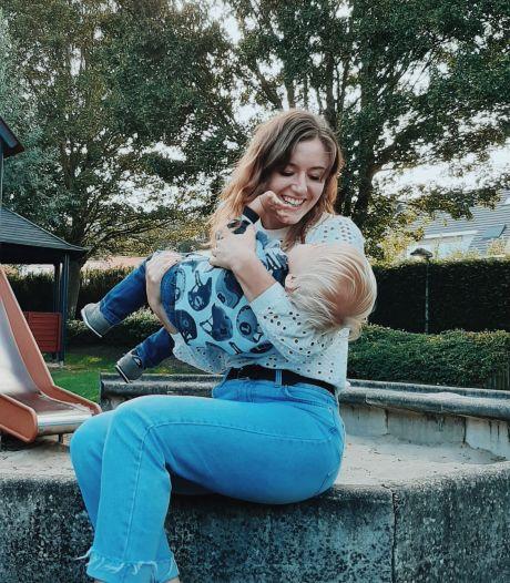 Savannah's zoon test haar steeds uit: 'Voor ik het weet, ren ik geïrriteerd achter hem aan'