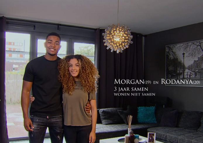 Morgan en Rodanya