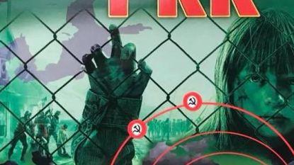 Folder tegen PKK verspreid