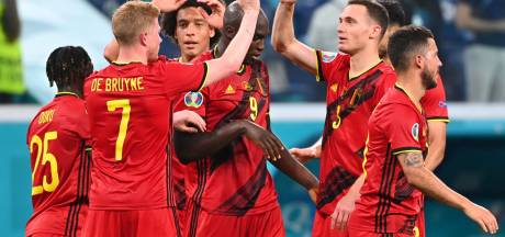 Les chances de la Belgique de remporter l'Euro grimpent mais l'Angleterre reste favorite, selon Gracenote