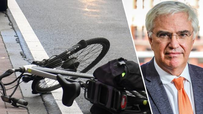 """West-Vlaams gouverneur wil alle 60-plussers verplicht op fietscursus sturen: """"Betrokkenheid tweewielers bij ongevallen was nooit zo groot"""""""