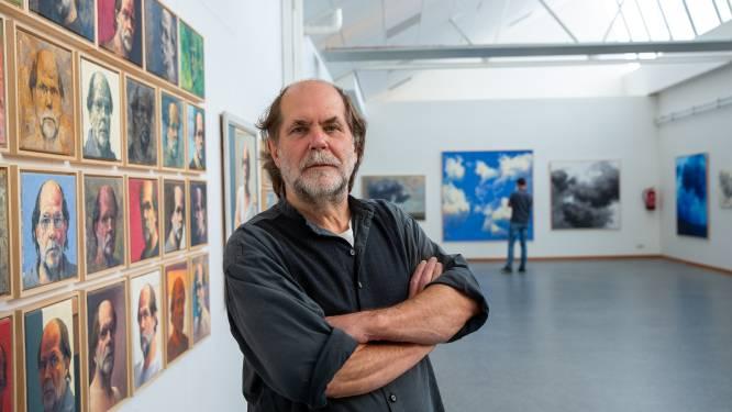Grootse natuur en nietige mens inspiratiebron voor Reuselse kunstenaar Jan Vosters