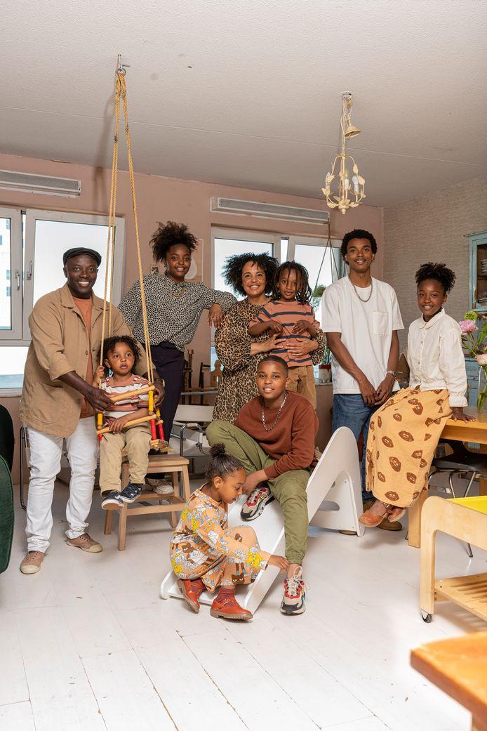 De familie Cudogham.