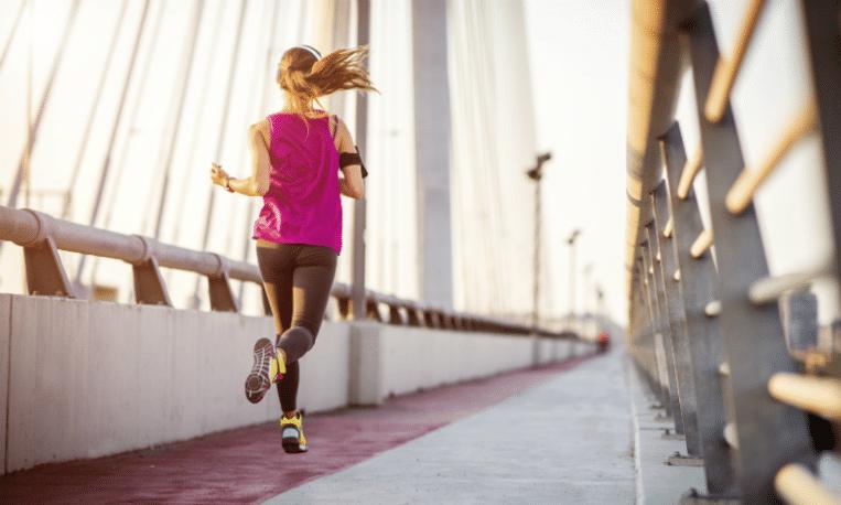 Je brengt minder dan 1% van je leven sportend door