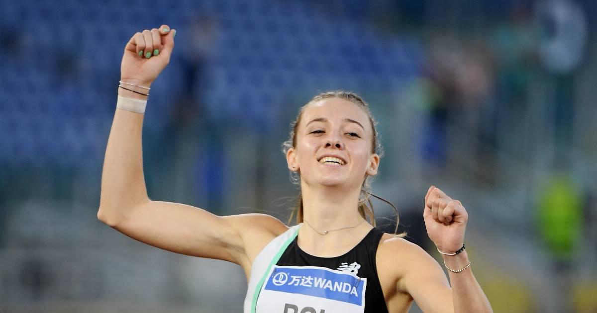 Bol scherpt Nederlands record op 400 meter opnieuw aan - AD.nl