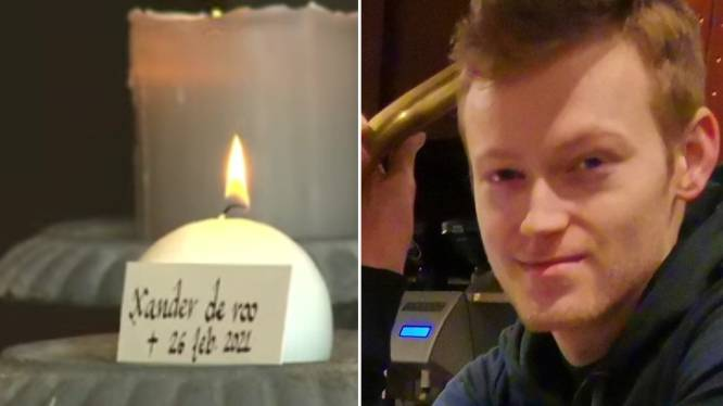 """Emotioneel afscheid van Xander (22) die verongelukte met motor: """"We gaan je zo hard missen, kleine"""""""