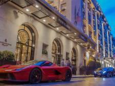 """Le célèbre hôtel """"George V"""" braqué à Paris: 100.000 euros de bijoux volés"""