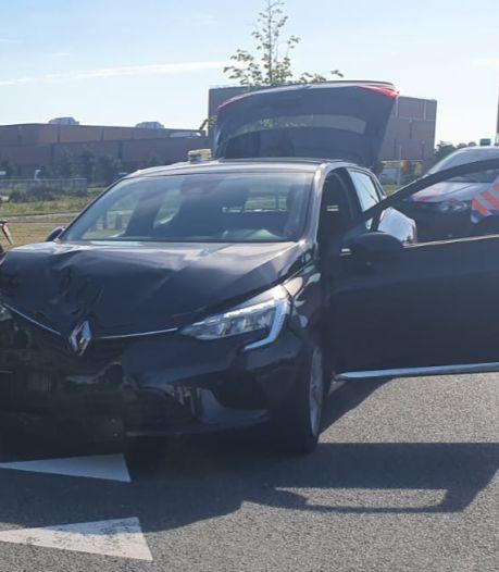 Benevelde automobilist aangehouden na doorrijden na ongeval