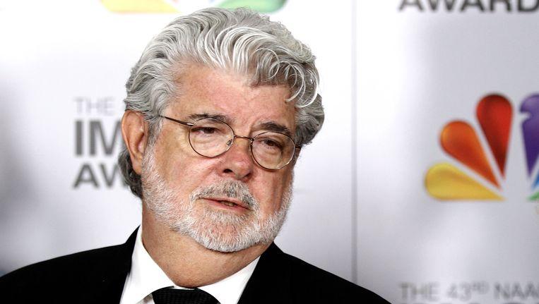 George Lucas Beeld AP