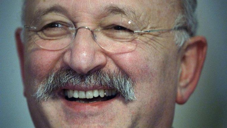 Victor Halberstadt, geboren in Amsterdam, was onder meer hoogleraar Openbare Financiën aan de Rijksuniversiteit van Leiden. Beeld anp