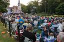 Groevenbeek Klassiek in 2017. De organisator Stichting Groevenbeek Klassiek heeft nog een kleine hoop dat het evenement op 27 augustus 2021 wellicht door kan gaan.