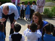 Kate et William démarrent leur tournée au Pakistan