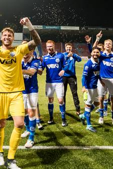 Nick Leijten zet FC Den Bosch op scherp voor derby met FC Oss