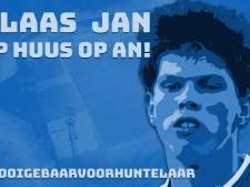 Graafschapfans willen Klaas-Jan Huntelaar terughalen: #MooiGebaarVoorHuntelaar