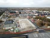 Nieuwe Lidl en Boerenbond krijgen al vorm naast het KVL-terrein in Oisterwijk