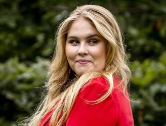 """Nieuw boek over Nederlandse kroonprinses Amalia op komst: """"Alles wat ertoe doet, staat erin"""""""