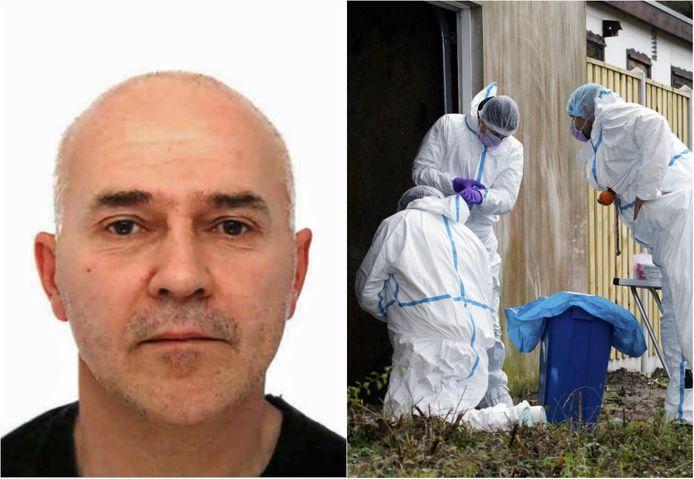 Johan van der Heyden (56) werd in juni 2019 vermoord.