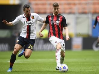 AC Milan blijft Inter en Lukaku op de hielen zitten