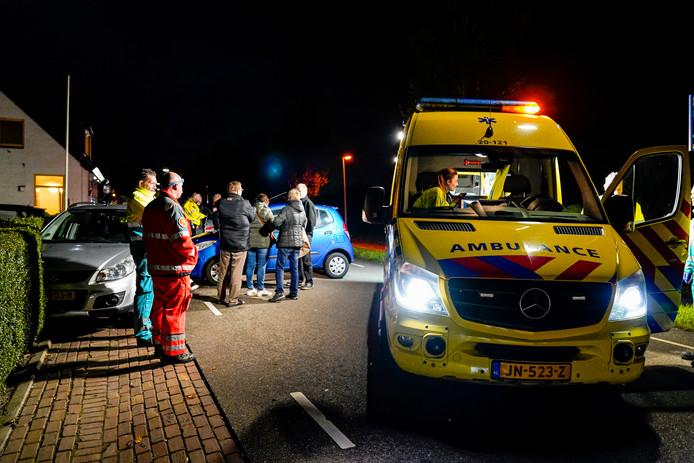 Ernstig ongeval Hooge Zwaluwe