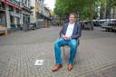 De Zwolse wethouder en voorzitter van arbeidsmarktregio Zwolle René de Heer