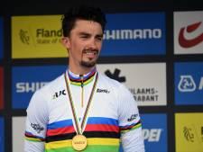 Nouvel exploit d'Alaphilippe qui conserve le maillot de champion du monde, déception pour Van Aert et la Belgique