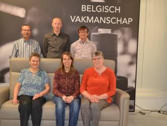 """Familiebedrijf Leemans neemt na zestig jaar nieuwe toonzaal in gebruik: """"Ons vader heeft nog de goedkeuring gegeven"""""""