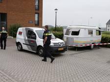 Politie: Culemborgse caravan is in brand gestoken