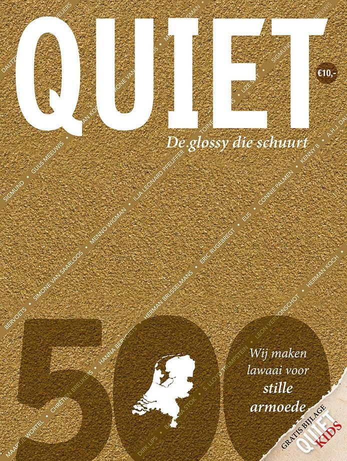 Voorkant Quiet 500 van 2016.
