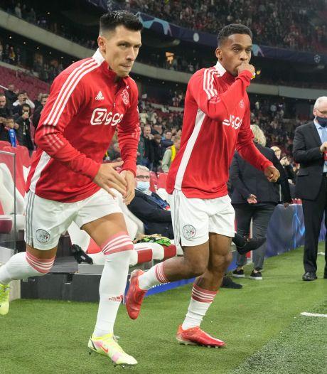 LIVE   Ajax warmt zich op voor eerste serieuze test van dit seizoen