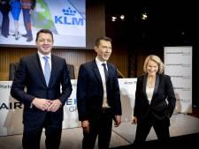 Verbijstering bij KLM ondernemingsraad over bonus Franse topman