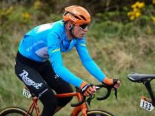 Wielrenner Jesper Asselman in onzekerheid  na wegvallen sponsor