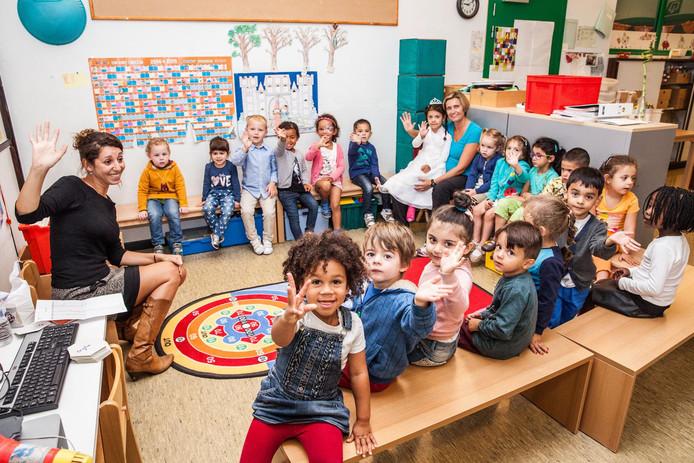 Ruim 88 procent van de geregistreerde Gentse instappertjes, geboren in 2017, kan in de school van eerste voorkeur starten.