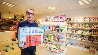 Lottowinnaar 2,5 miljoen euro rijker in 't Gazetje