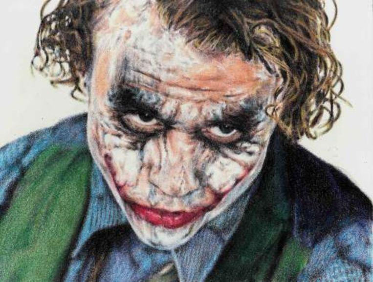 In de Engelstalige pers kreeg de dader de bijnaam 'The Joker' naar de Batman-film met Heath Ledger. Beeld UNKNOWN