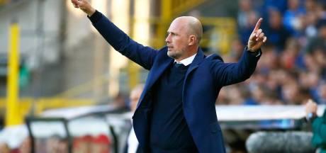 Le classement d'Anderlecht est trompeur, selon Philippe Clement